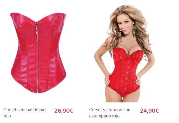 comprar corset bustier