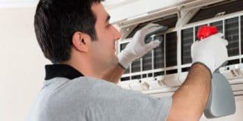 aire acondicionado limpieza